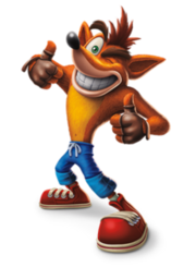 220px-Crash Bandicoot