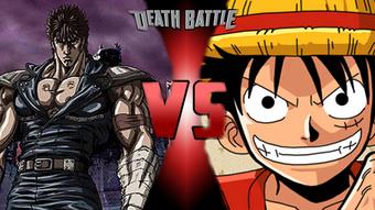 Kenshiro Vs Monkey D Luffy Death Battle Fanon Wiki Fandom