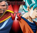 Doctor Strange vs Goku