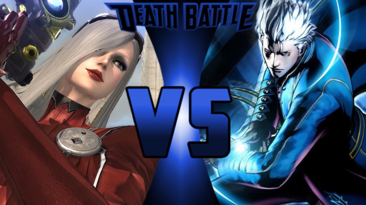 Jeanne vs Vergil | Death Battle Fanon Wiki | FANDOM powered