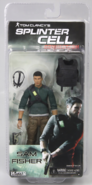 Splinter Cell - Sam Fisher as an action figure