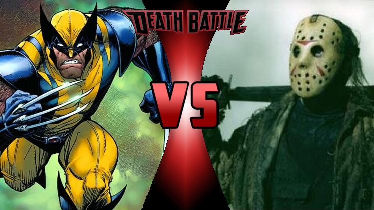 b3987618993 Wolverine vs Jason Voorhees | Death Battle Fanon Wiki | FANDOM ...