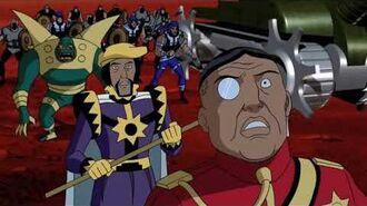 Darkseid Returns