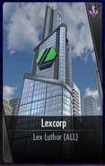 Lexcorp iOS