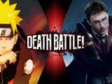 Naruto Uzumaki VS Harry Potter