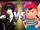 Akira Kurusu and Yu Narumaki VS Ness and Lucas