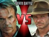 Dr. Alan Grant vs Indiana Jones