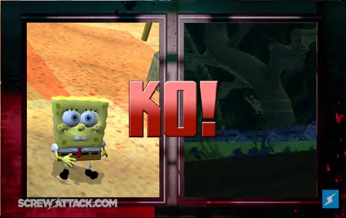 Sonic vs Spongebob-0