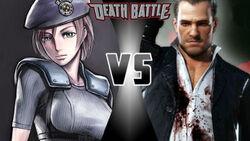 Jill Valentine vs