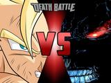 Goku VS Darkseid
