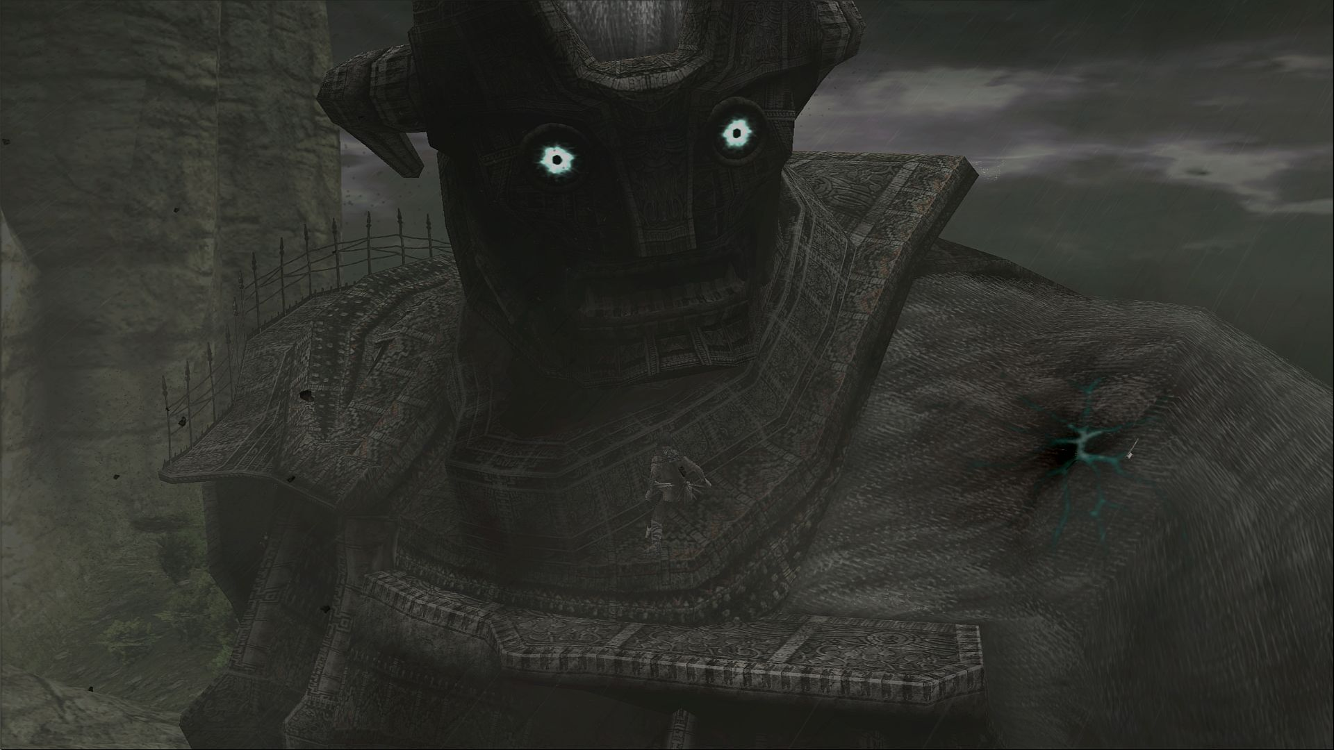 Electricblueskies Shadow Colossus 1080p Malus 12