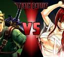 Link vs Erza