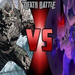 Doomsday Vs Dark Bowser Death Battle Fanon Wiki Fandom