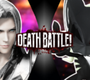 Sephiroth VS Infinite (Sonic)