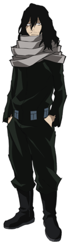 Shota Aizawa Full Body Normal Suit