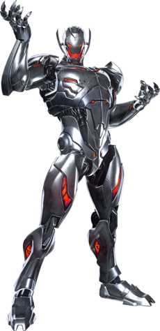 Ultron Death Battle Fanon Wiki Fandom Powered By Wikia