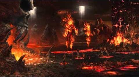 Hell - Mortal Kombat 9 (2011) OST (HQ)