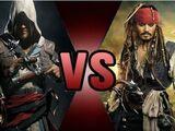 Jack Sparrow vs Edward Kenway