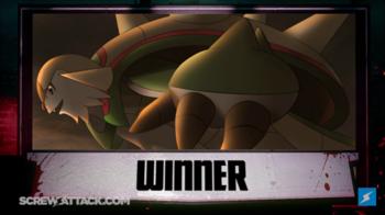 Chesnaught Winner