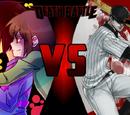 Frisk vs. The Batter