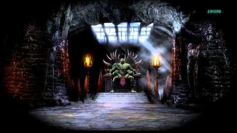 Mortal Kombat 9 (2011) soundtrack 16 - Goro's Lair