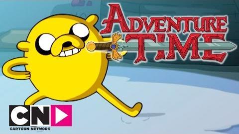 Adventure Time Baby Jake Cartoon Network