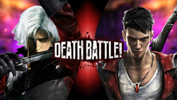 Dante (Devil May Cry) vs