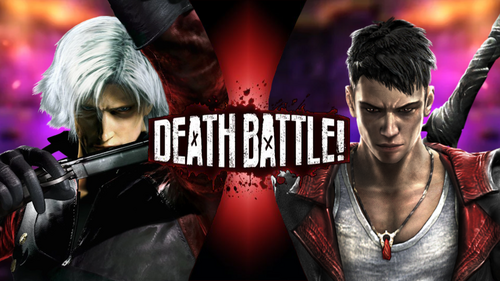 Dante Devil May Cry Dante DmC Fake Thumbnail