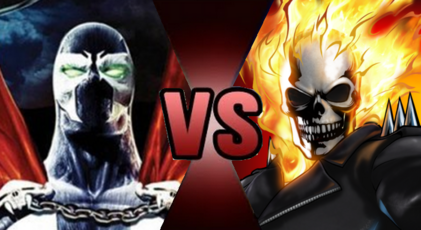 Spawn Ghost Rider Fake Thumbnail