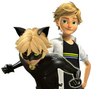 Nice Adrien Agreste Cat Noir