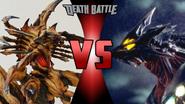 Legion VS Iris Fanmade
