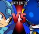 Mega Man vs. Metal Sonic