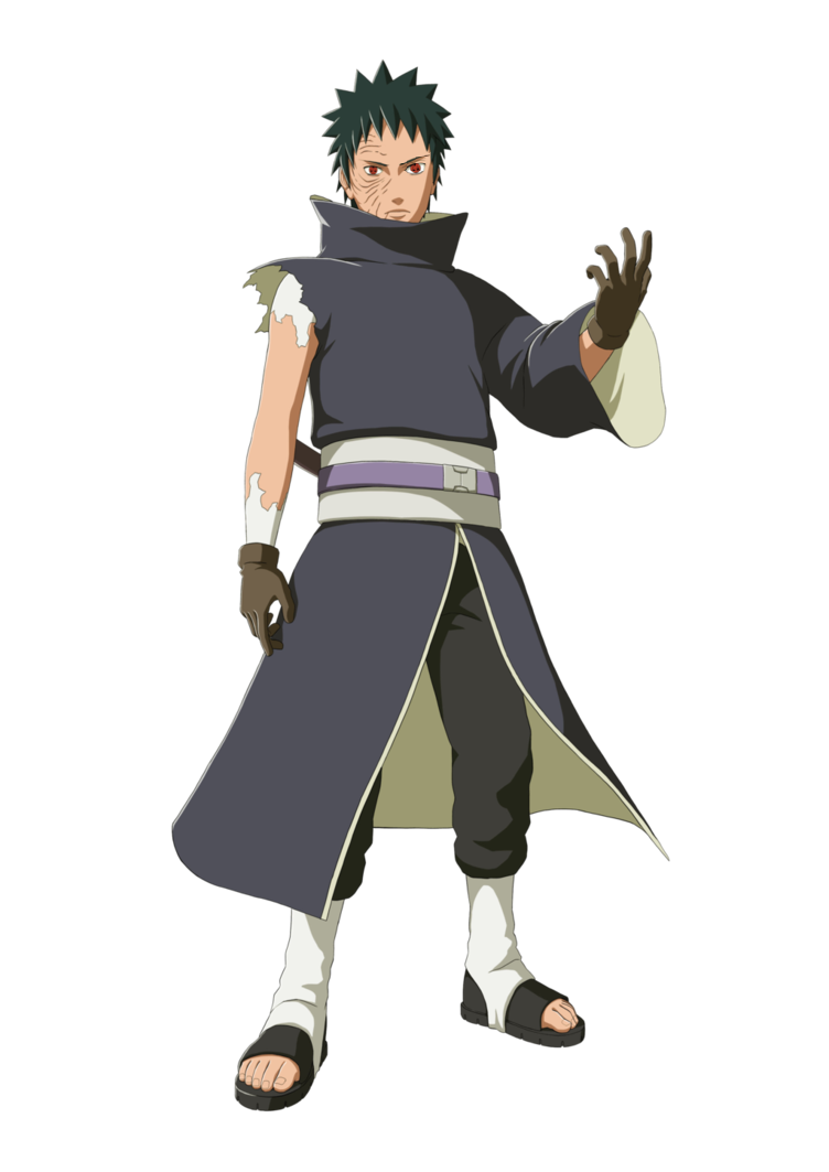 Obito Uchiha | Death Battle Fanon Wiki | FANDOM powered by ...