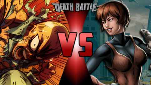 Saitama vs. Squirrel Girl