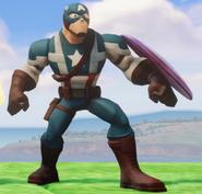 Captain America in Disney Infinity 2