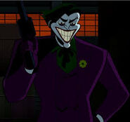 The Joker in Batman The Brave and The Bold