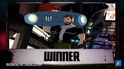 X Winner Ben 10,000