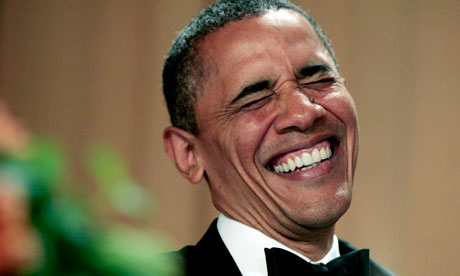 Obama Happy Face