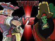 LeChuck vs Cervantes