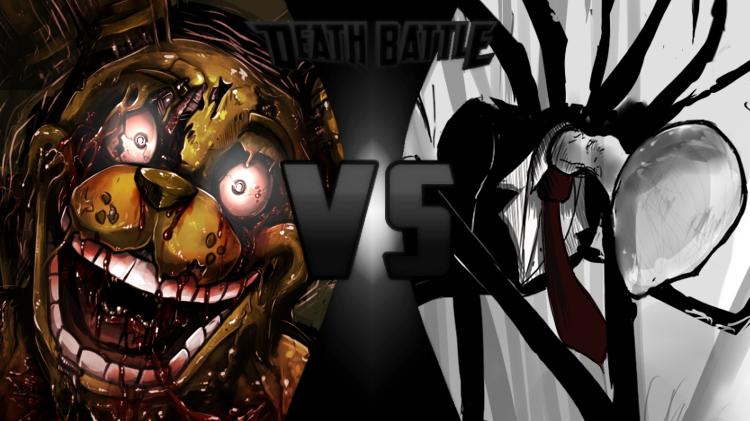 springtrap vs slenderman death battle fanon wiki fandom powered