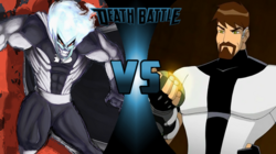 Ben 10,000 VS Dan Phantom
