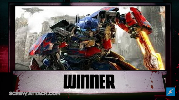 Winner Optimus Prime