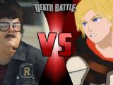 Kenny Dermot vs Jaune Arc
