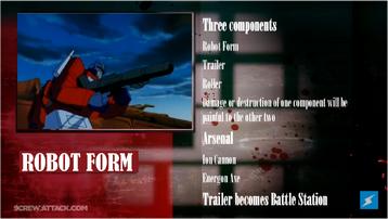 Optimus Prime Analysis 3
