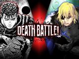 Guts VS Dimitri