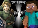 Steve vs Link