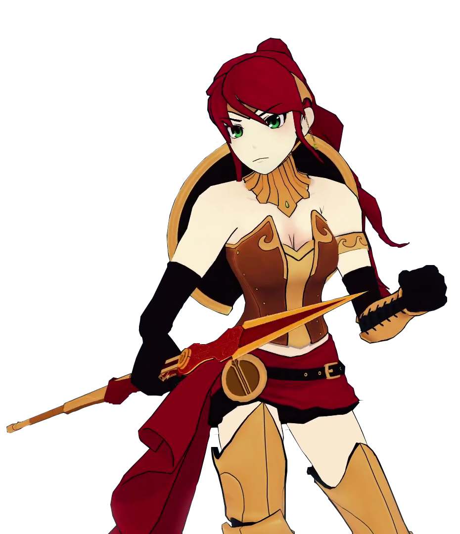 Pyrrha Nikos Death Battle Fanon Wiki Fandom Powered By