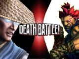 Akuma VS Raiden