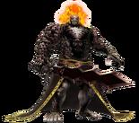The Legend of Zelda - Demise, The Demon King before he reincarnates as Ganondorf