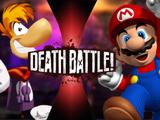 Rayman vs Mario